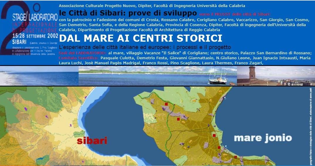 le Città di Sibari: prove di sviluppo