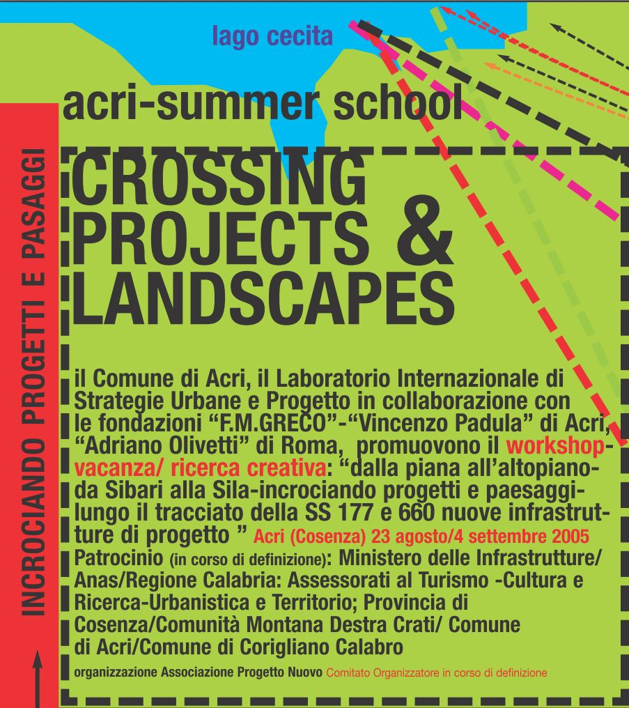 CROSSING PROJECTS & LANDSCAPES