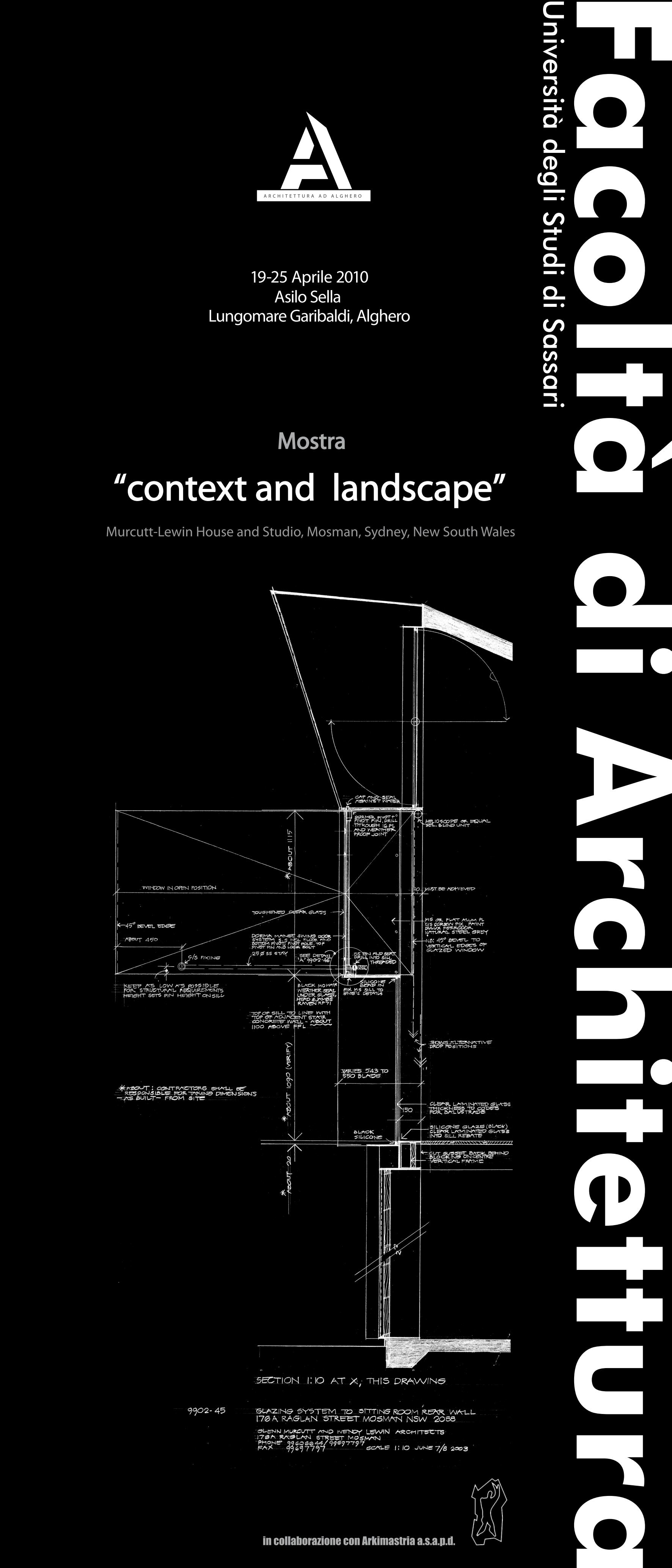 """context and  landscape"""