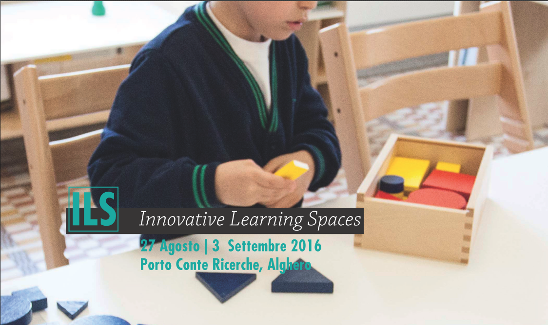 ILS Innovative learning space 2016