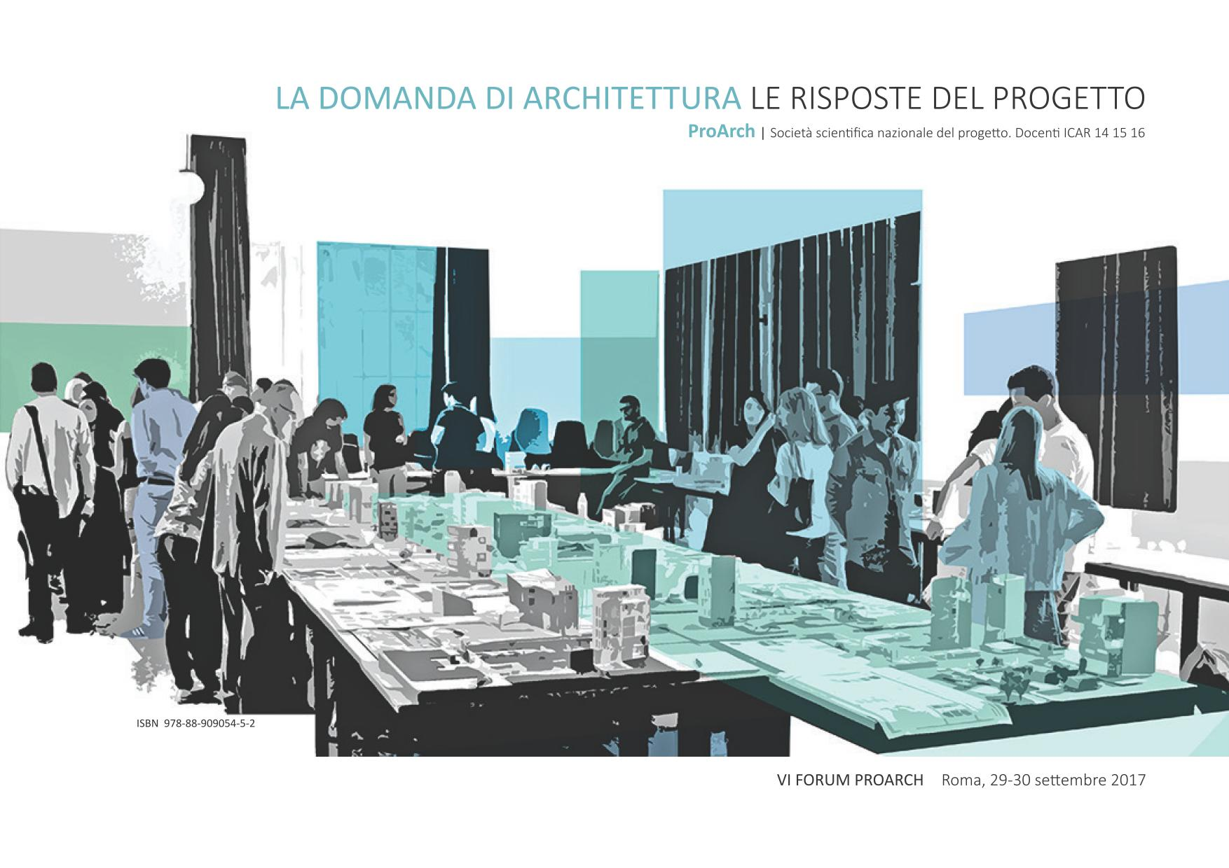 ECOURBANLAB: Il progetto dello spazio come strumento di ricerca applicata ed interdisciplinare