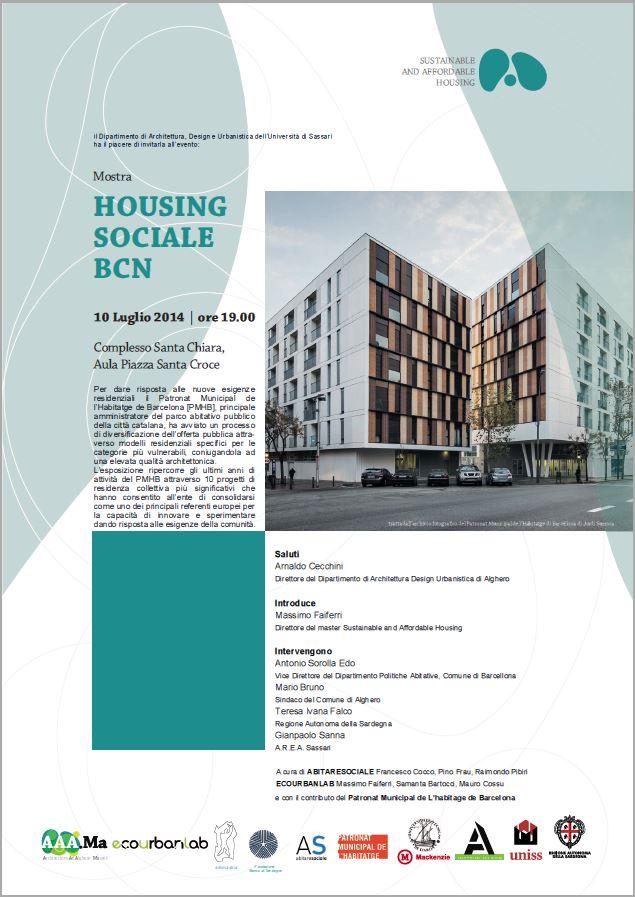 Housing Sociale BCN