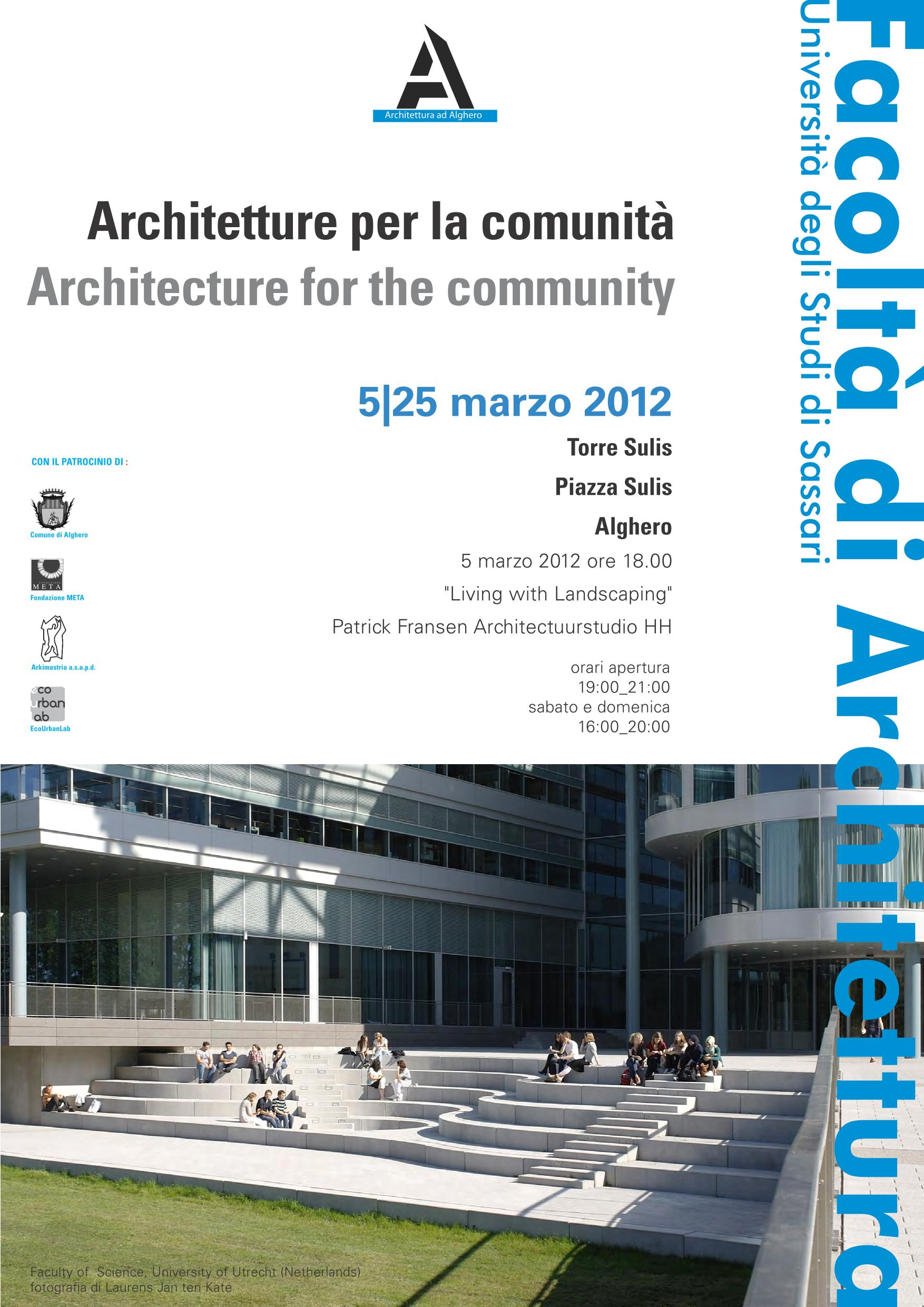 Architecture for the community