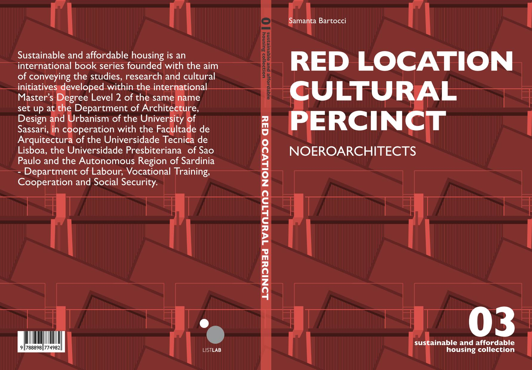 NOEROARCHITECTS RED LOCATION CULTURAL PERCINCT