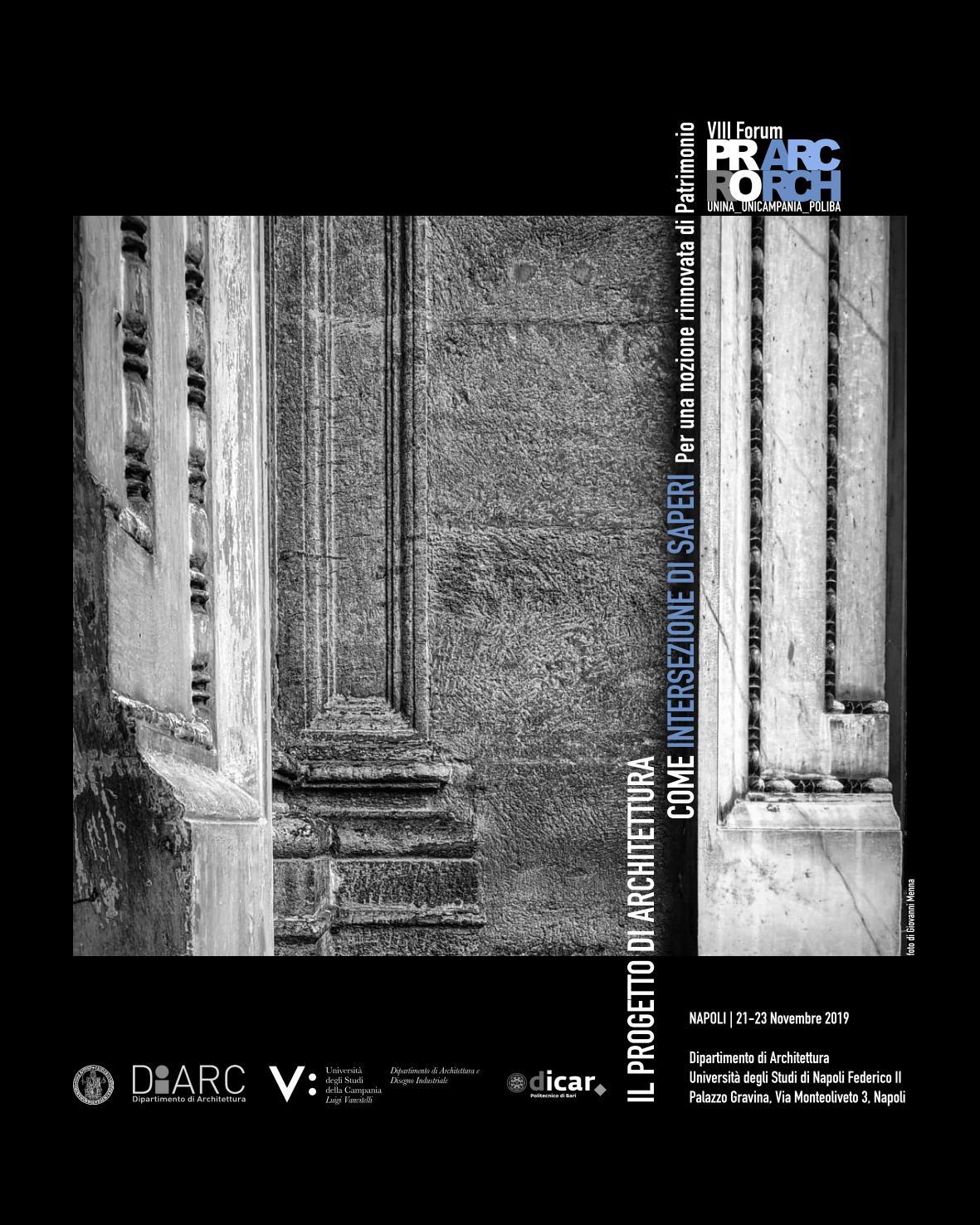 IL PROGETTO DI ARCHITETTURA COME INTERSEZIONE DI SAPERI