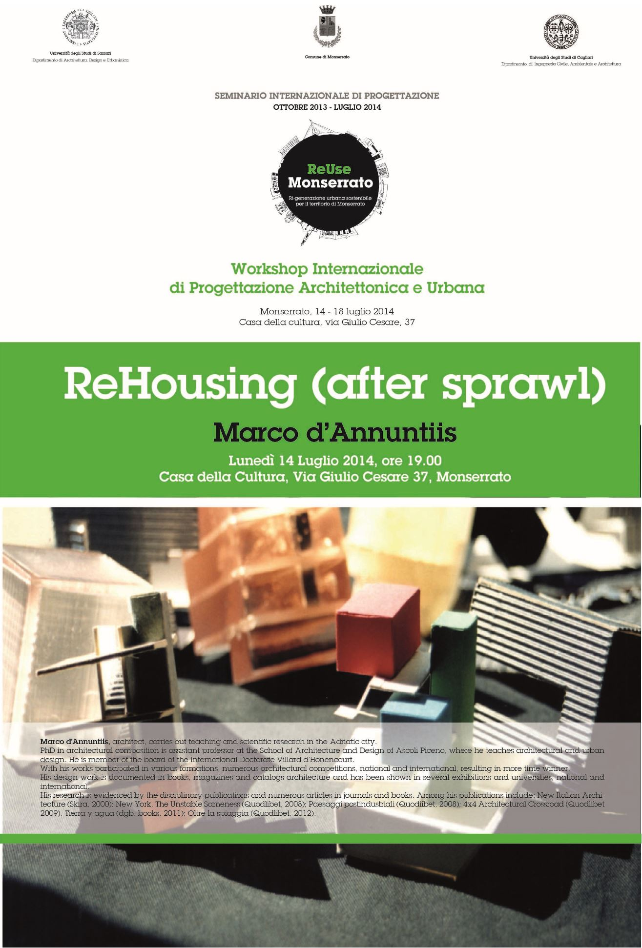 ReHousing (after sprawl)