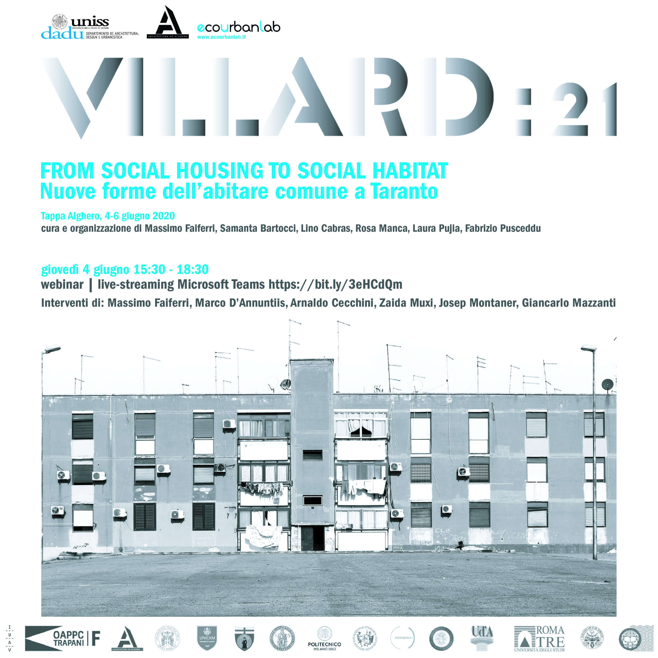 From social housing to social habitat